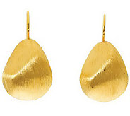 Arte dOro Bold Pear Shaped Earrings, 18K Gold - J310052