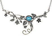 Or Paz Sterling Silver 2.00 ct Gemstone Necklace - J348152