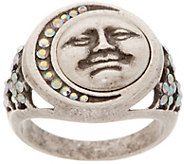 Kirks Folly Moon Shadow Ring - J356952