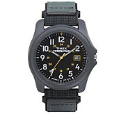 Timex Mens Camper Expedition Watch with BlackNylon Strap - J105455
