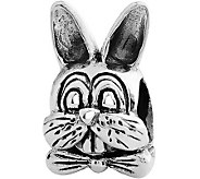Prerogatives Sterling Easter Bunny Bead - J110360