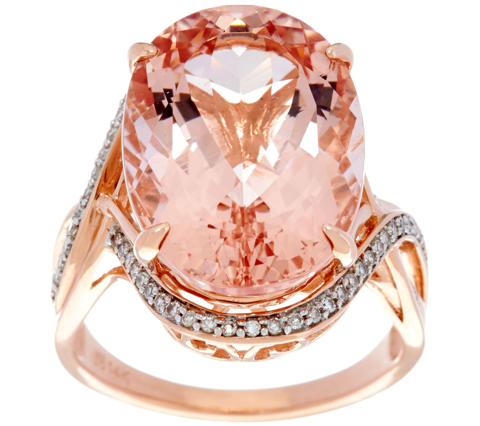 engagement diamond gold amber tw setting and artcarved ring in white marlow rings rose