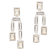 Grace Kelly Collection Simulated Diamond Drop Earrings - J353160