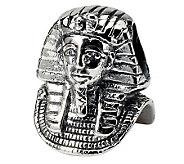 Prerogatives Sterling Pharaoh Bead - J300661