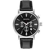 Bulova Mens Chronograph Watch - J343861