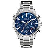 Bulova Mens Marine Star Chronograph Bracelet Watch - J384461