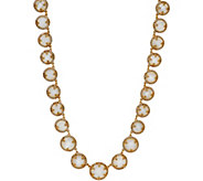 Melinda Maria Graduated Gemstone Necklace -Amal - J352162