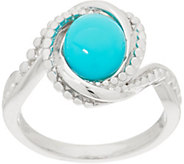 Sleeping Beauty Turquoise Ring, Sterling Silver - J355962