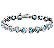 Sterling Silver 4.00 cttw 6-3/4 Tennis Bracelet by Or Paz - J331663