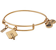 Alex and Ani 2018 Graduation Cap Charm Bangle - J383963