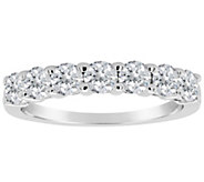 Affinity 1.00 cttw 7-Stone Diamond Band Ring, 14K Gold - J387263