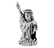 Prerogatives Sterling Statute of Liberty Bead - J315264