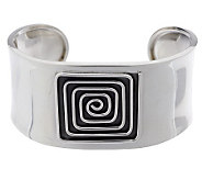 As Is Dominique Dinouart Sterling Large Cuff, 31.0g - J319264
