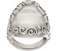 Carolyn Pollack Sterling Silver Signature Bold Ring - J348664