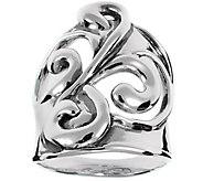 Hagit Sterling Swirl Ring - J379466