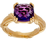 Peter Thomas Roth 18K Gold & Amethyst Gemstone Ring - J349867