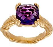Peter Thomas Roth 18K Gold & Amethyst Gemstone Ring - J349867