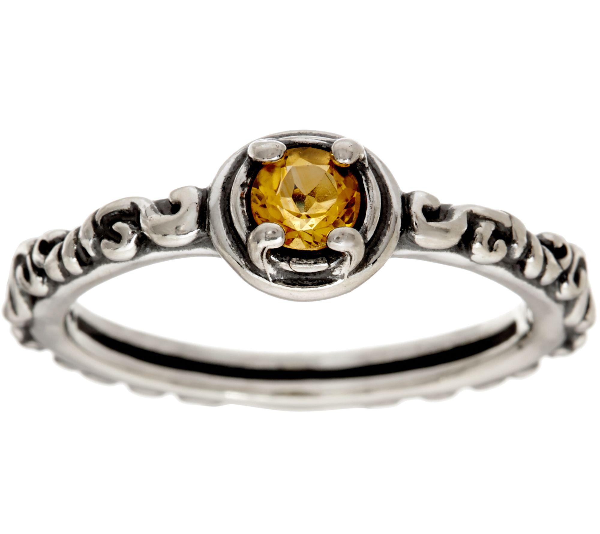 Carolyn Pollack — Rings — Jewelry — QVC
