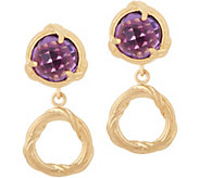 Peter Thomas Roth 18K Gold Fantasies Gemstone Drop Earrings - J349868
