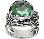 Or Paz Sterling Silver 7.00 ct Fluorite Ring - J351368