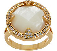 Melinda Maria Gemstone Cocktail Ring - Vanessa - J352169