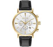 Bulova Mens Classic Chronograph Watch - J343871