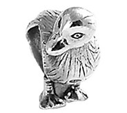 Prerogatives Sterling Bird Bead - J108472