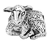 Prerogatives Sterling Lamb Bead - J109072