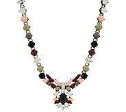 LOGO Links by Lori Goldstein Camouflage Necklace - J352373