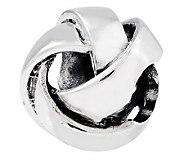 Prerogative Sterling Knot Bali Bead - J315274
