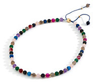 Lola Rose Cherry Beaded Adjustable Necklace - J352474