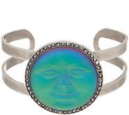 Kirks Folly Seaview Moon Cuff Bracelet - J356875