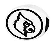 Sterling Silver University of Louisville Bead - J300779