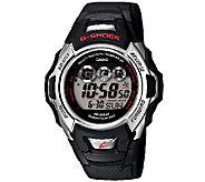 Casio Mens G-Shock Multi-Function Sport Watch - J338579