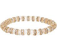 Kirks Folly Sparkle Stretch Bracelet - J352479