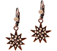 Kirks Folly Astral Star Shimmer Earrings - J351480