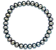 Honora Cultured Pearl 7.0mm - 8.0mm Rondel 7-1/2 Bracelet - J336681