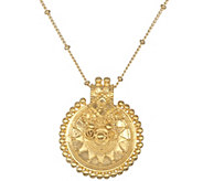 Satya Mandala Pendant with 36 Chain - J342881