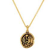 The Elizabeth Taylor Zodiac Necklace - J330282