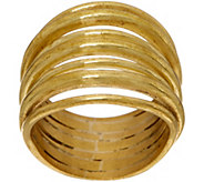As Is Soko Layered Strand Ring - J354382