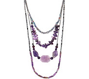 Jodie M. Nightfall 4-in-1 Layered Necklace - J357183