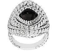 Tiffany Kay Studio Sterling Textured & GemstoneRing - J389283