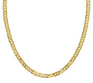 Italian Gold 20 Mens Concave Anchor Link Chain, 38.3g, 14K - J384385