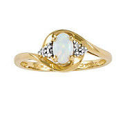 Polished Birthstone Ring, 14K Yellow Gold - J313786