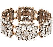 Susan Graver Elegant Stretch Bracelet - J352987