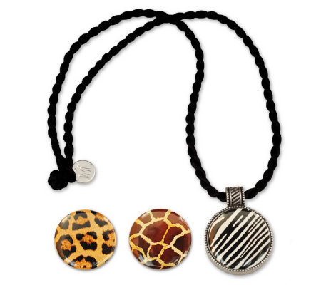 Magnabilities Interchangeable MagneticPendant Rope