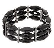 Susan Graver Bold Bead Stretch Bracelet - J352988
