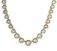 Melinda Maria Graduated Simulated Opal Necklace - Tessa - J355688