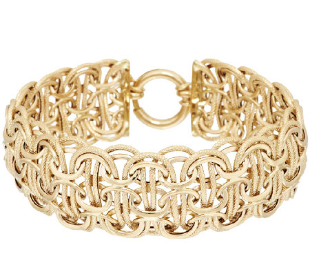 QVC Gold jewelry clearance offer TVShoppingQueens