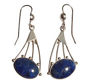 Novica Artisan Crafted Sterling Darting LightEarrings - J303491